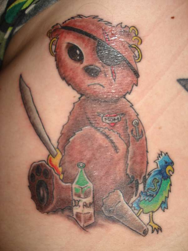 Bad Bear Tattoo