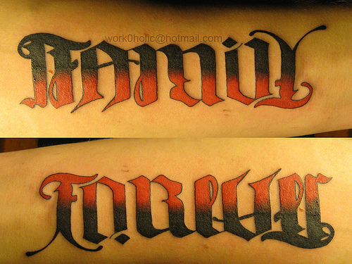 Family Forever Tattoos Forever family tattoo designs