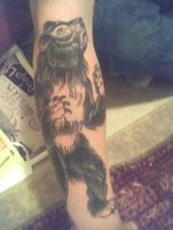 Wild Bear Tattoo