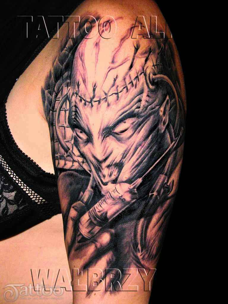 View more tattoo images under alien tattoos html code for tattoo