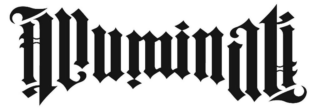 Illuminati Ambigram Tattoo