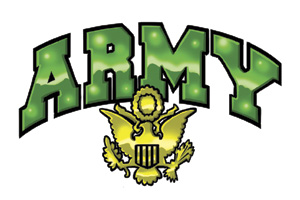 Amazing Army Tattoo Design
