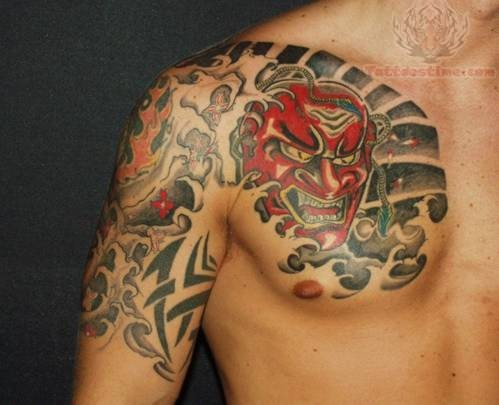 Asian Tattoos Designs 70