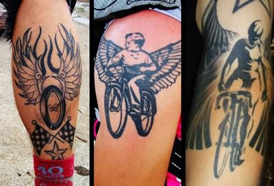 Awesome Angel Tattoo Designs