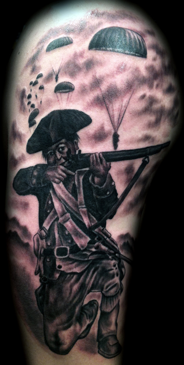 An Army Tattoo