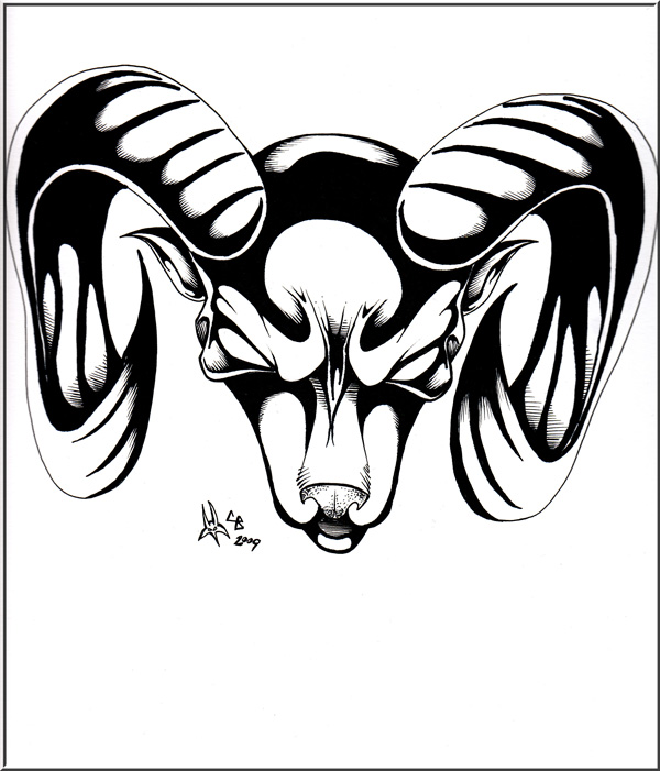 Aries Tattoos Designs And Ideas Page 6