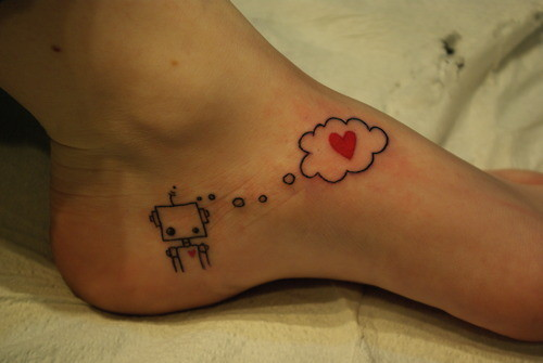 Cool Ankle Tattoo Designs