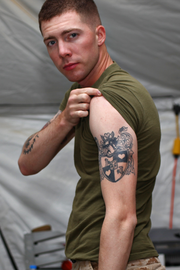 Biceps Tattoos Designs And Ideas  Page 9