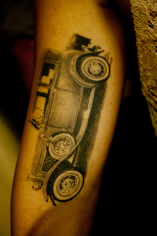 Another Car Tattoo