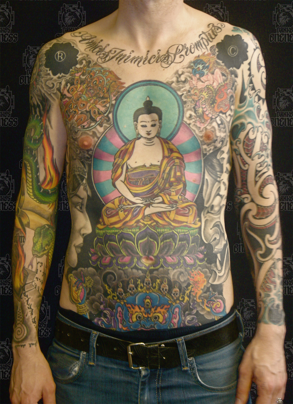 Chest Tattoos Designs And Ideas  Page 4