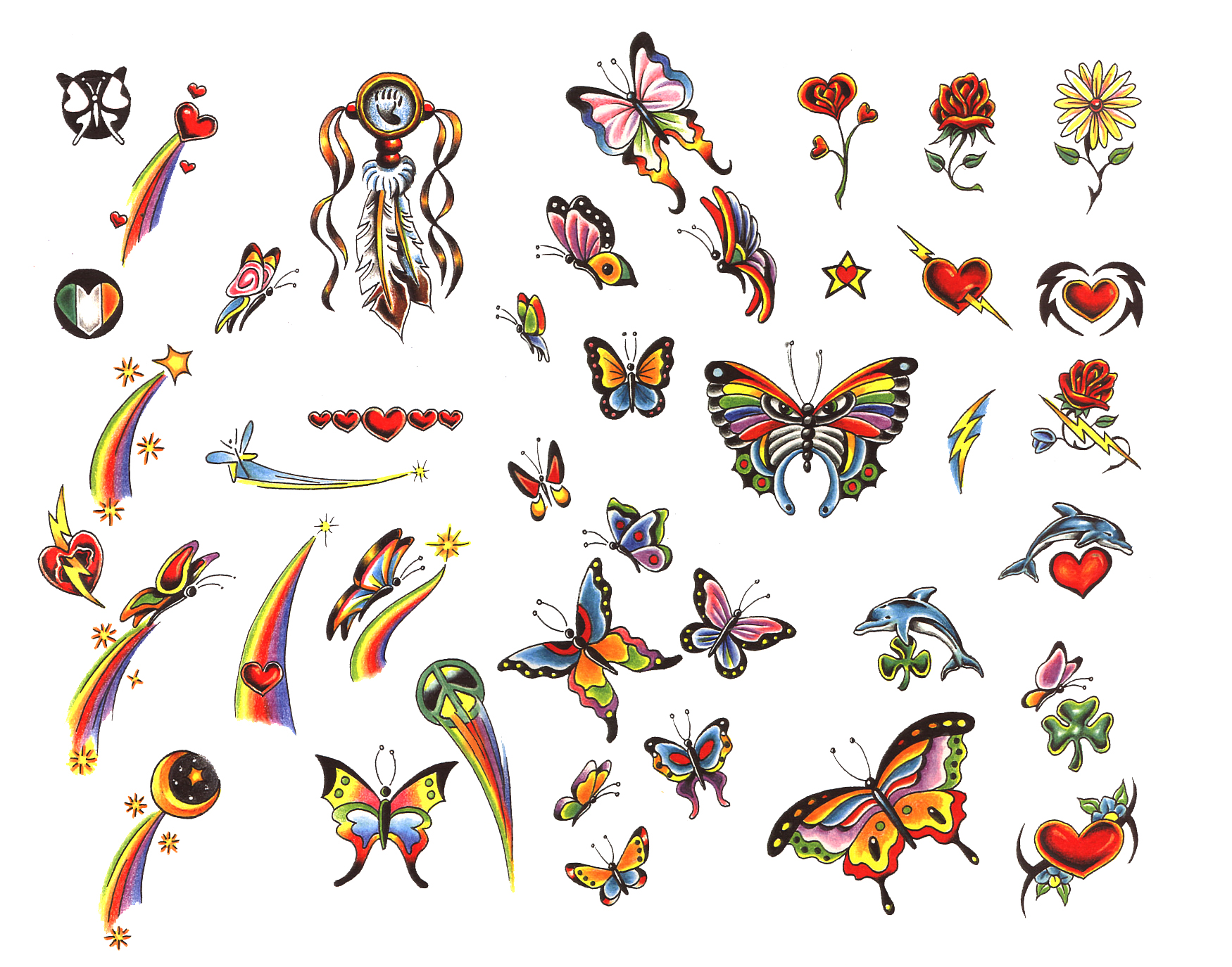 Butterfly Tattoos Designs And Ideas Page 5