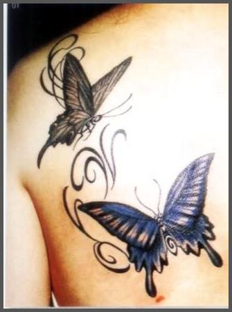 Butterfly Tattoo Designs For Women  Tattoobitecom