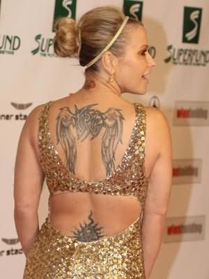 Celebrity Tattoo Graphic
