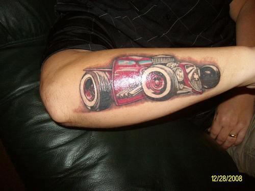 sovie tattoo cool cars - photo #18