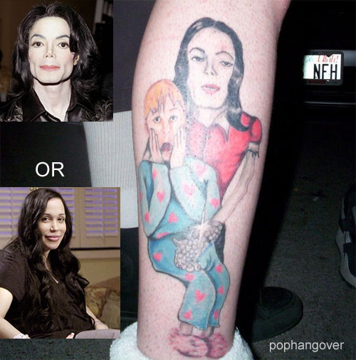 Famous Celebrity Tattoo Design