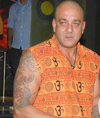 Indian Celebrity Tattoo Design On Biceps