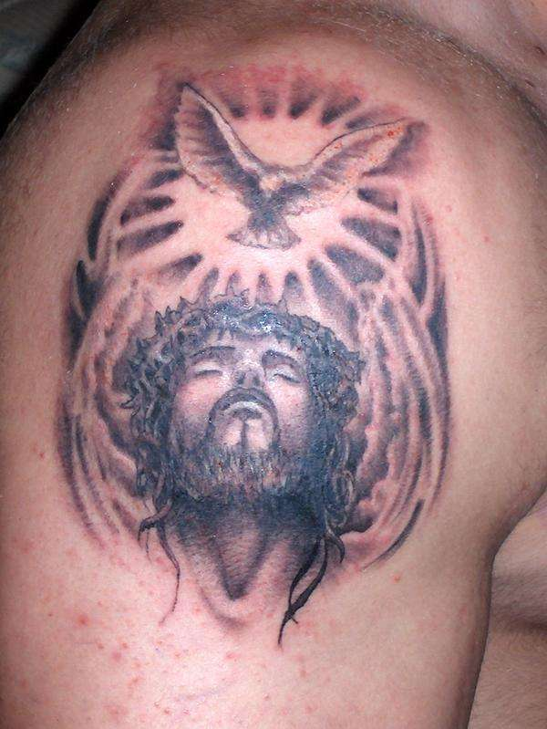 Inspiring Christian Tattoo