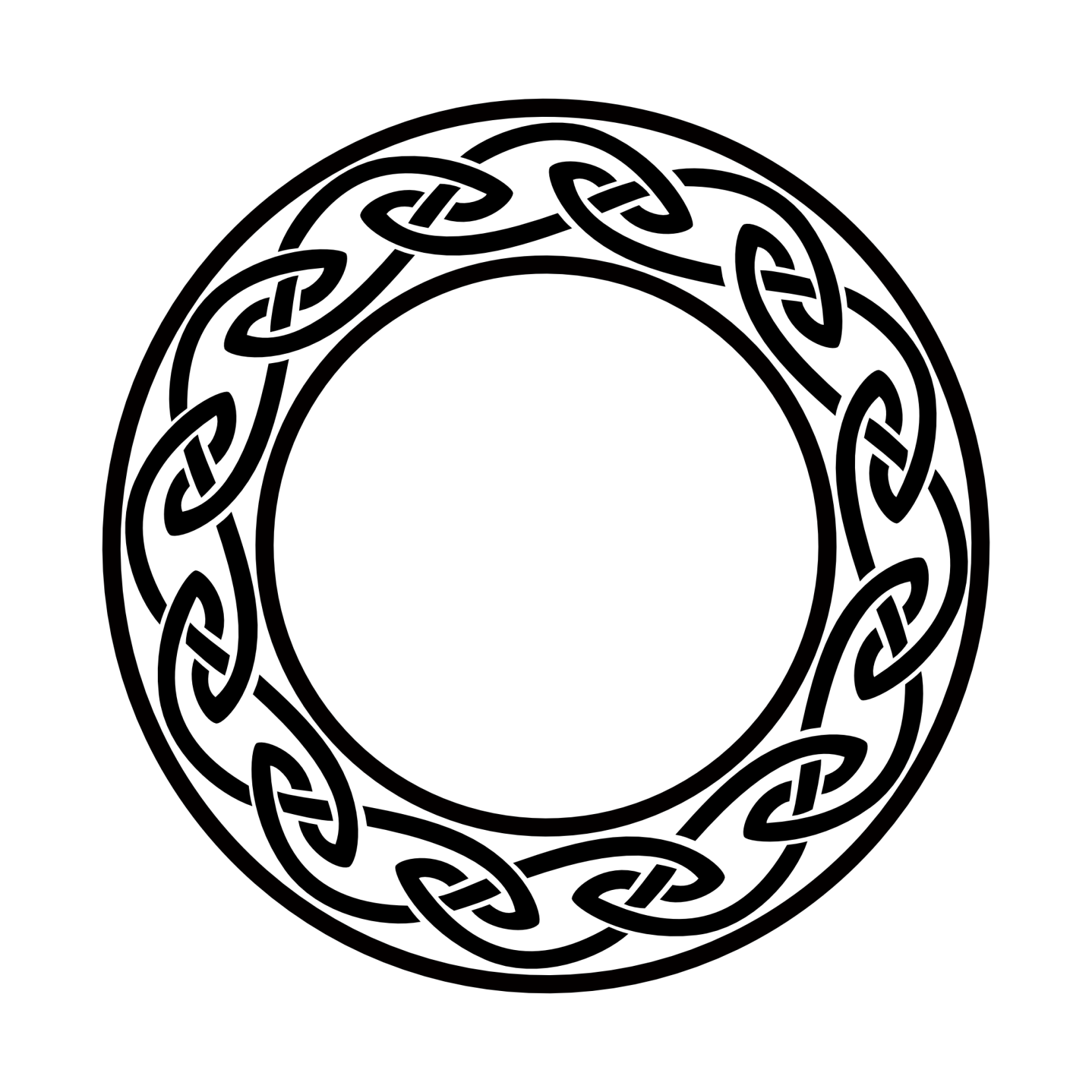 Circle Tattoos, Designs And Ideas : Page 6