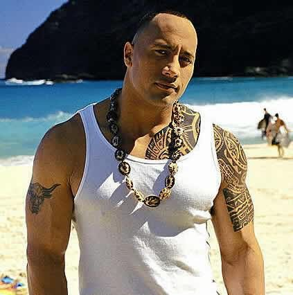 The Rock Tattoo Designs