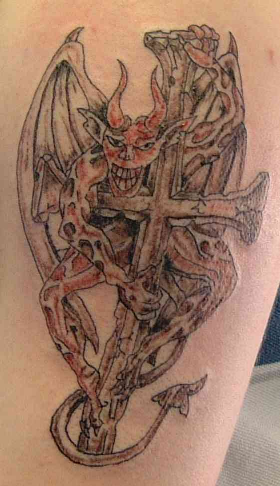 Devil Tattoos Designs And Ideas  Page 40