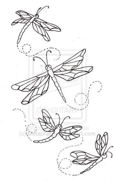 Dragonfly Tattoos Designs And Ideas Page 60