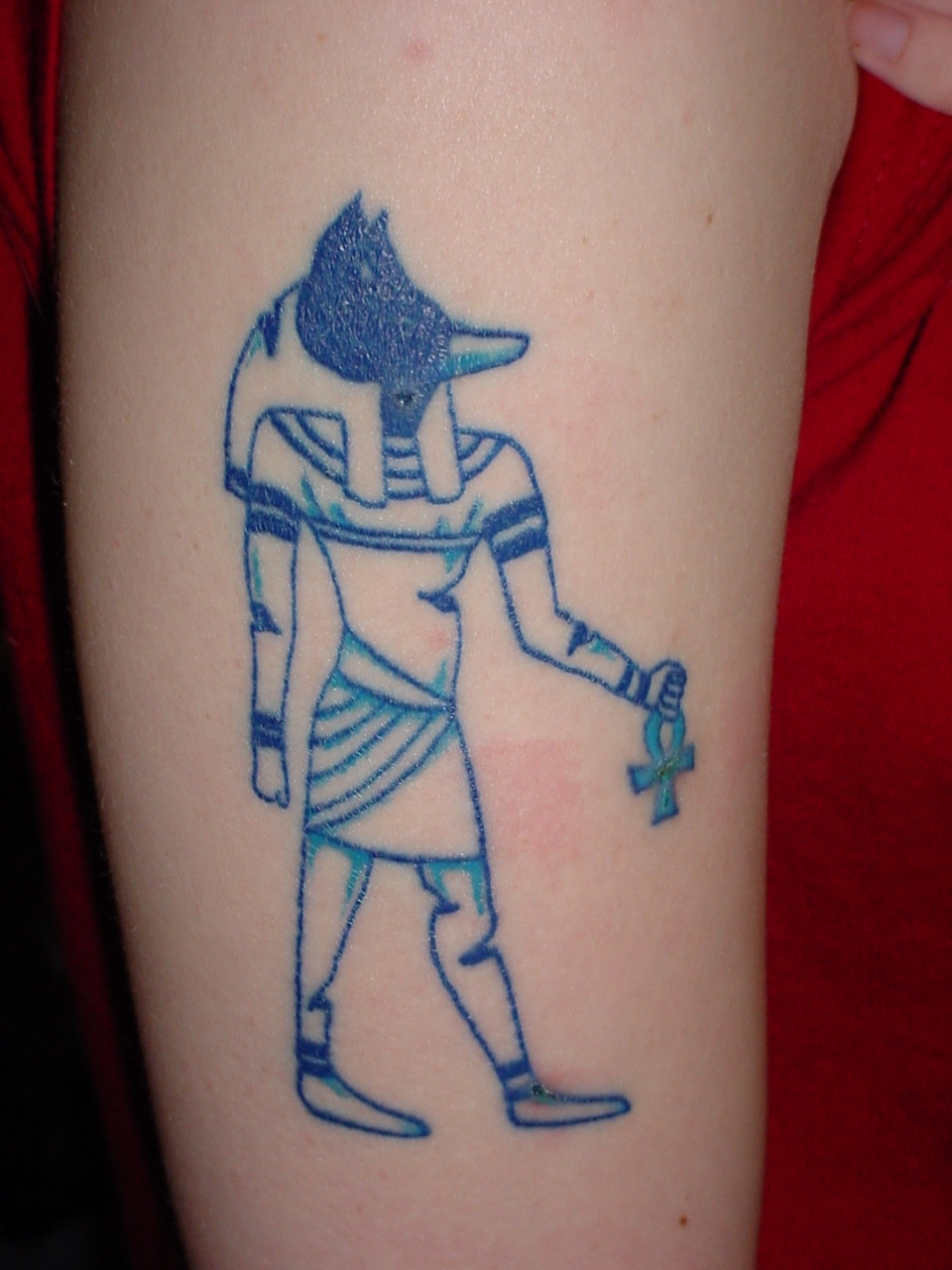 Ancient Egyptian Tattoo Design