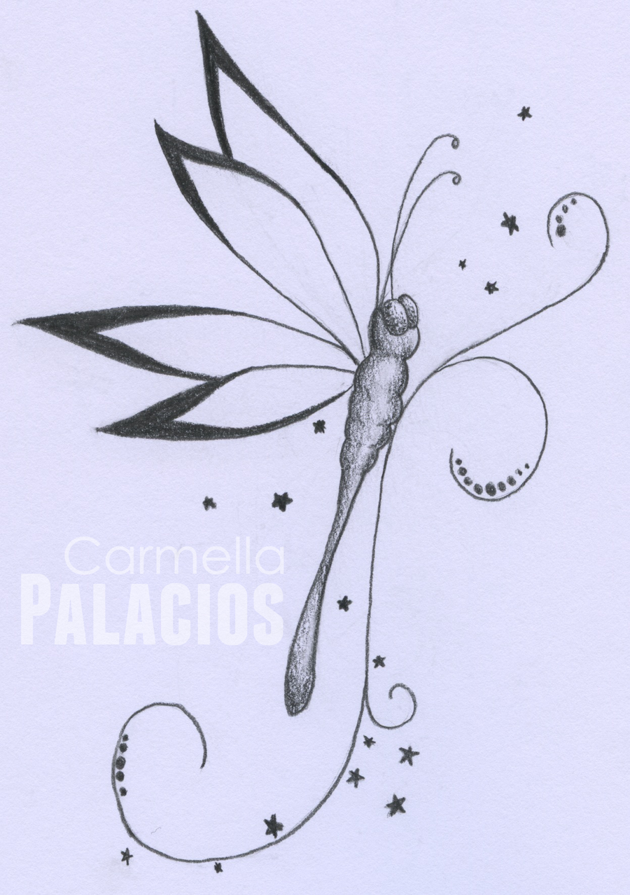Dragonfly Tattoos Designs And Ideas Page 27