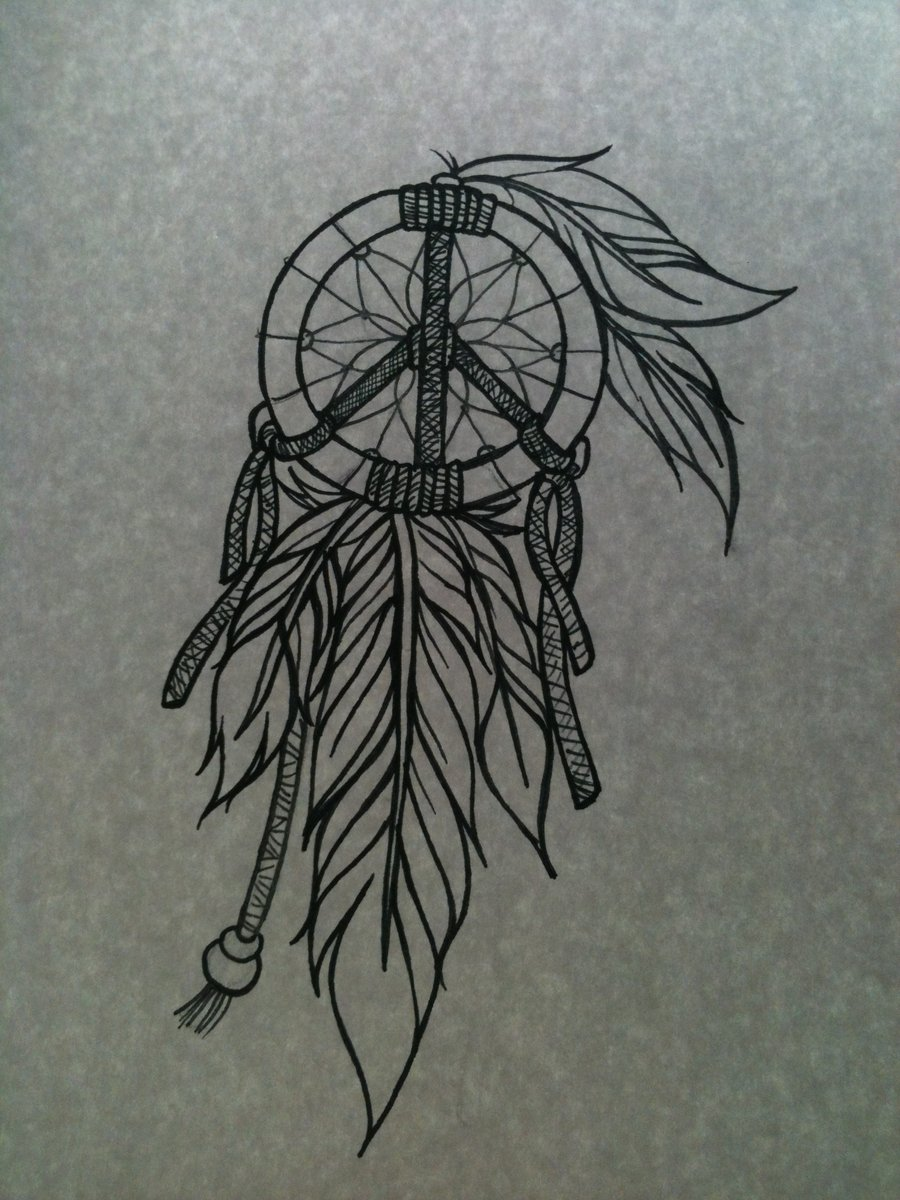 Dream Catcher Tattoo D...