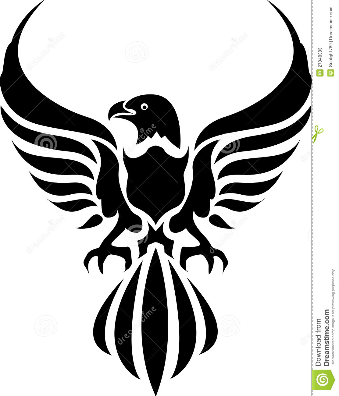 tribal eagle tattoo html tattoos more picture eagle for tattoo under code tattoo images