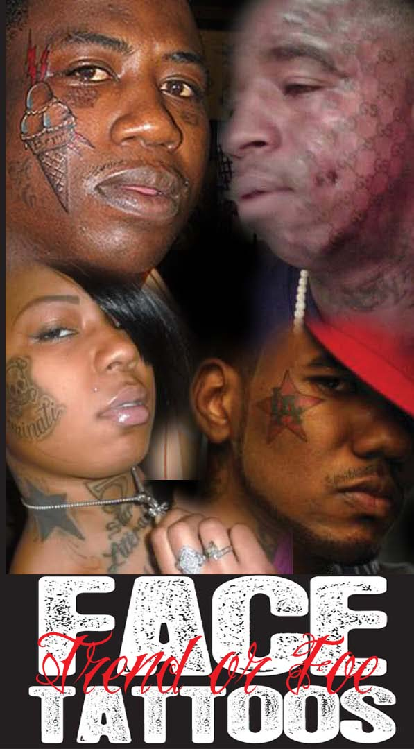Face Tattoo Pictures