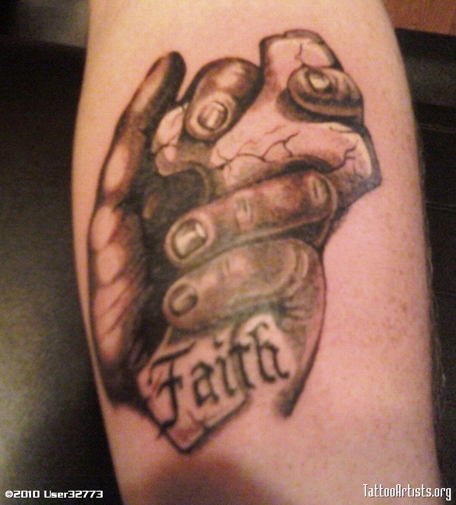 Faith Tattoo Picture  ...