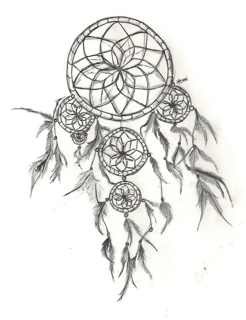 One More Dream Catcher...