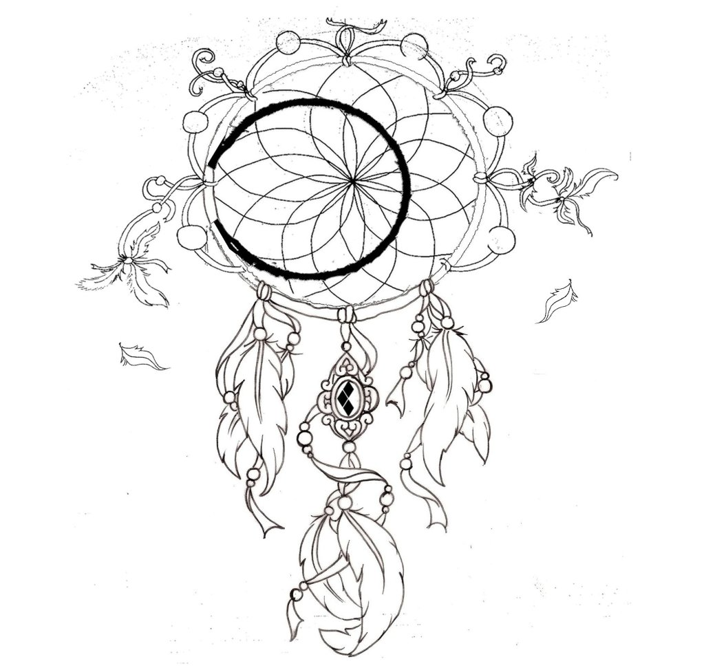 Dream Catcher Tattoos Designs And Ideas Page 17