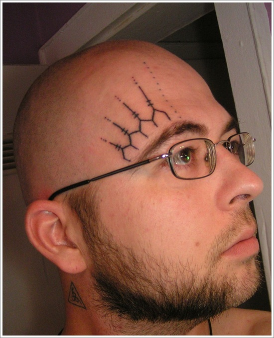 Face Tattoos Designs And Ideas  Page 11