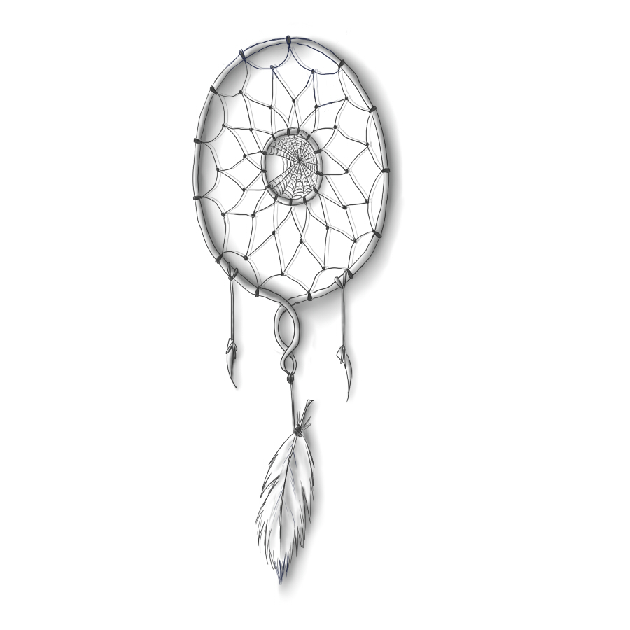 Stunning Dream Catcher Tattoo Sample