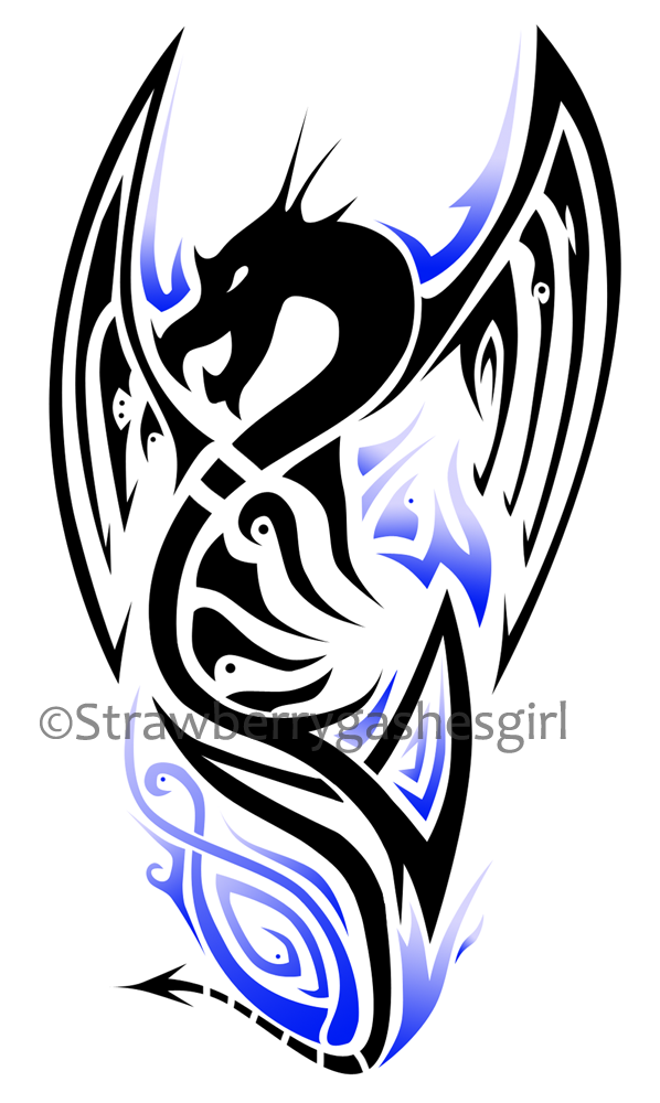 Dragon Tattoo Designs Tattoos And Ideas Page 7