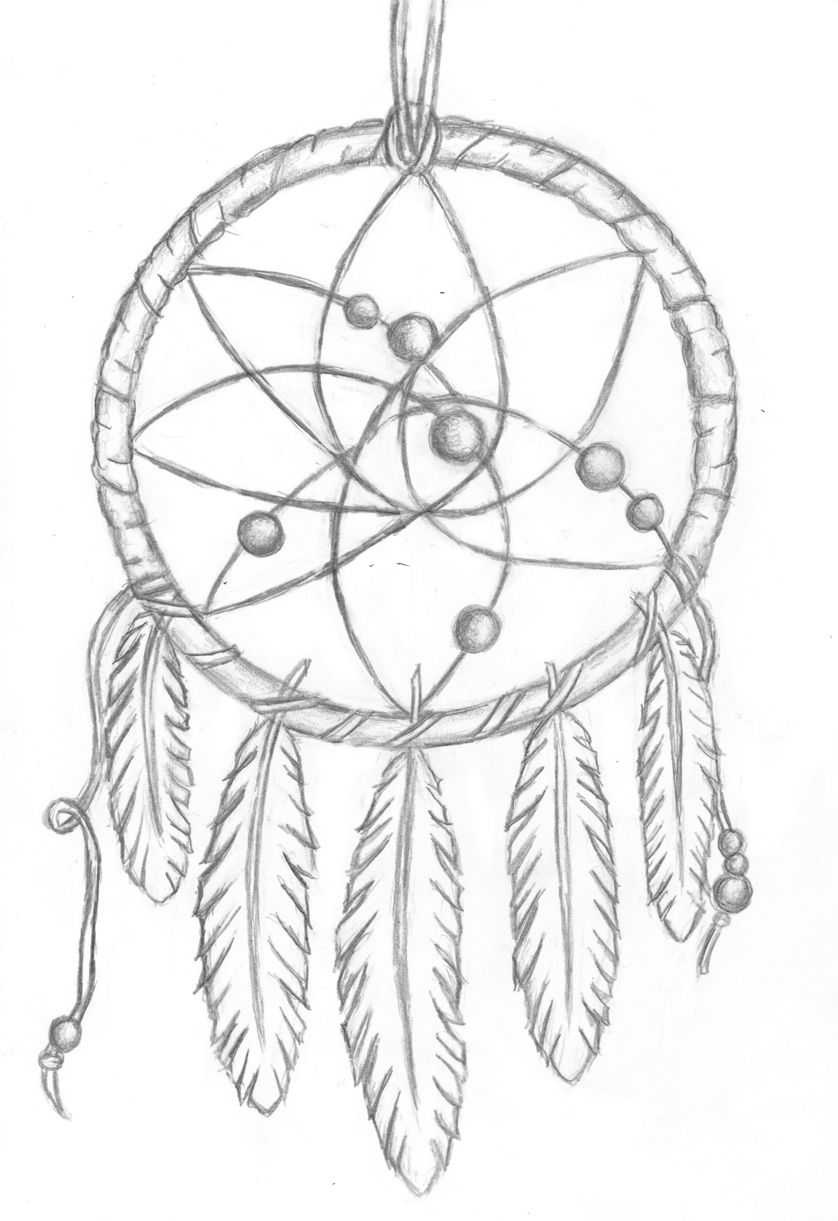 Dream Catcher Tattoos Designs And Ideas  Page 9