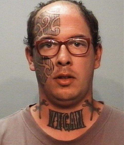 Worst Face Tattoo