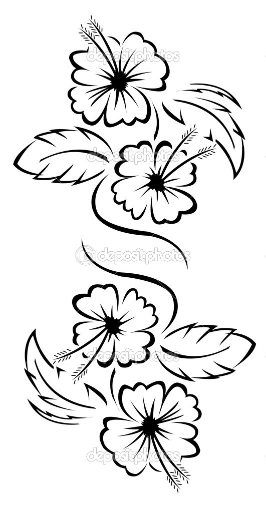Floral Tattoo Photo