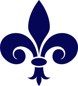 Great Fleur De Lis Tattoo Sample