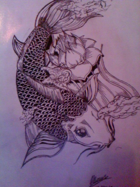 ... more tattoo images under fish tattoos html code for tattoo picture