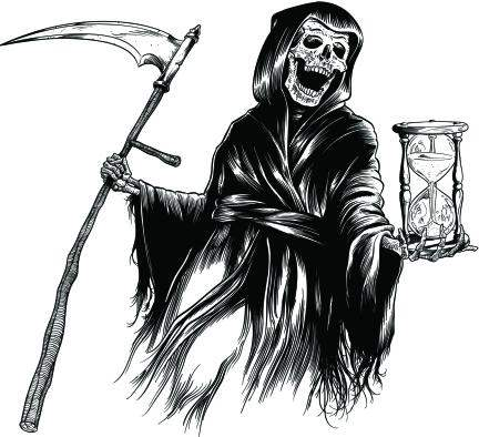 Grim Reaper Tattoos Designs And Ideas Page 52