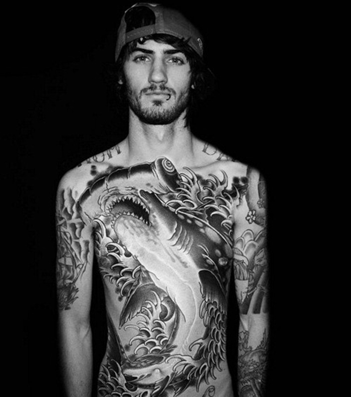 Full Body Tattoos Designs And Ideas Page 8