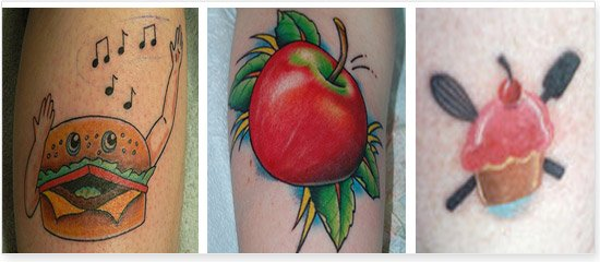Fruits Tattoo Pictures