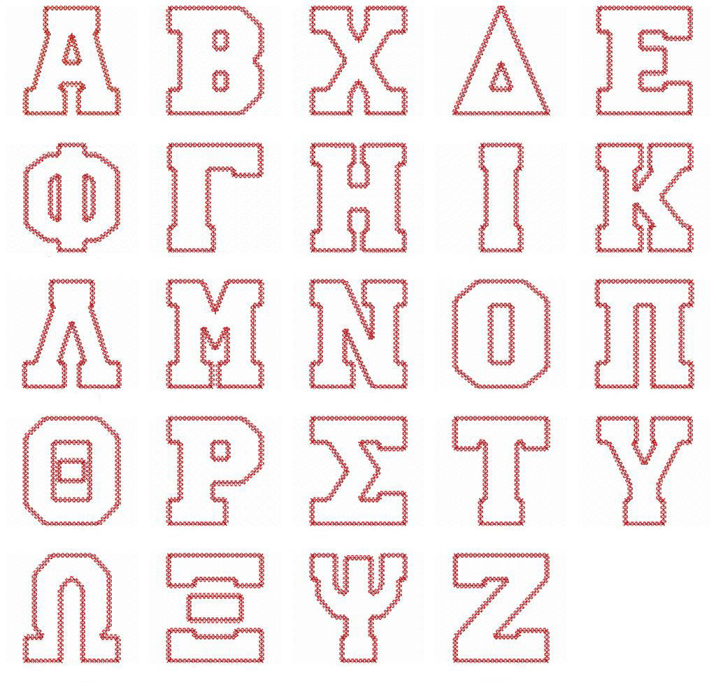 Greek Letters Tattoo Designs | Tattoobite.com