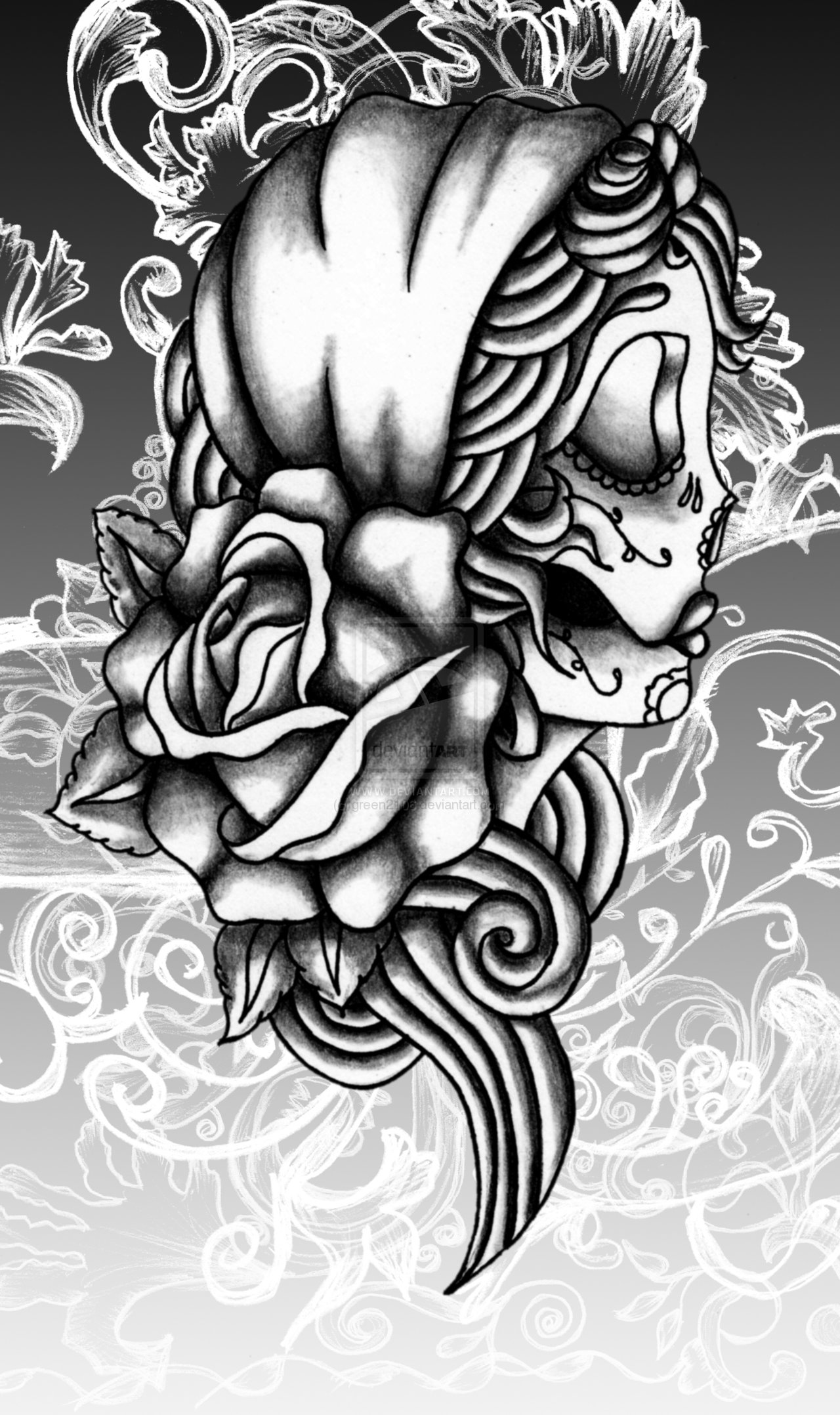 Gypsy Tattoos Designs And Ideas Page 9