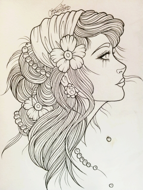 Gypsy Tattoos Designs And Ideas Page 14