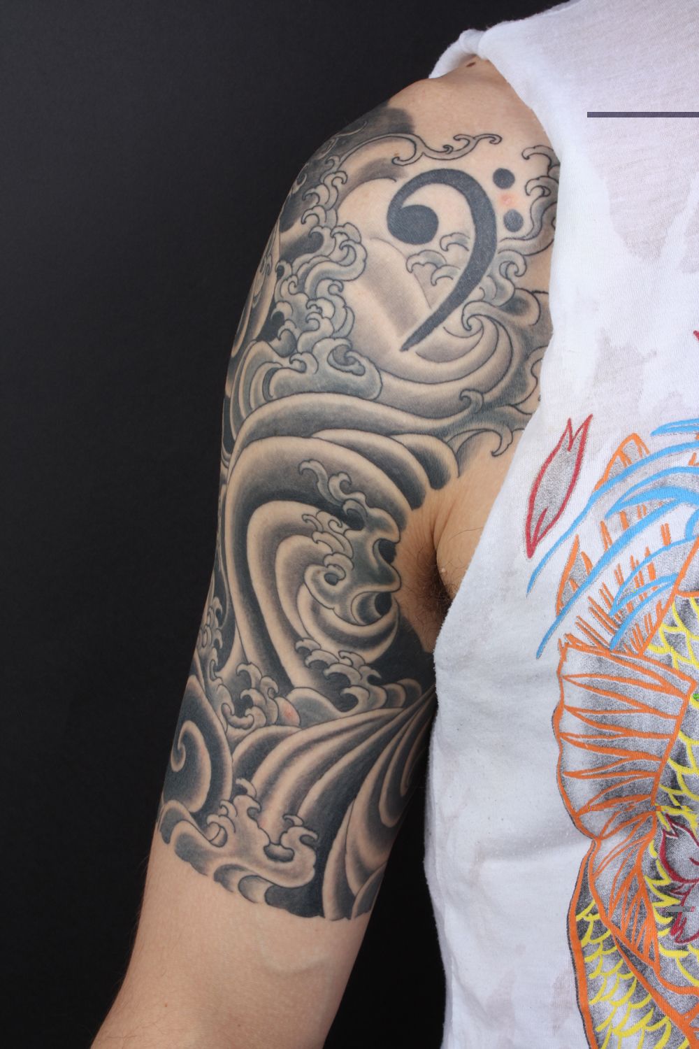 Half Sleeve Tattoo For Men