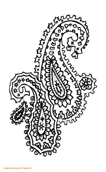Henna Tattoo Design Preview