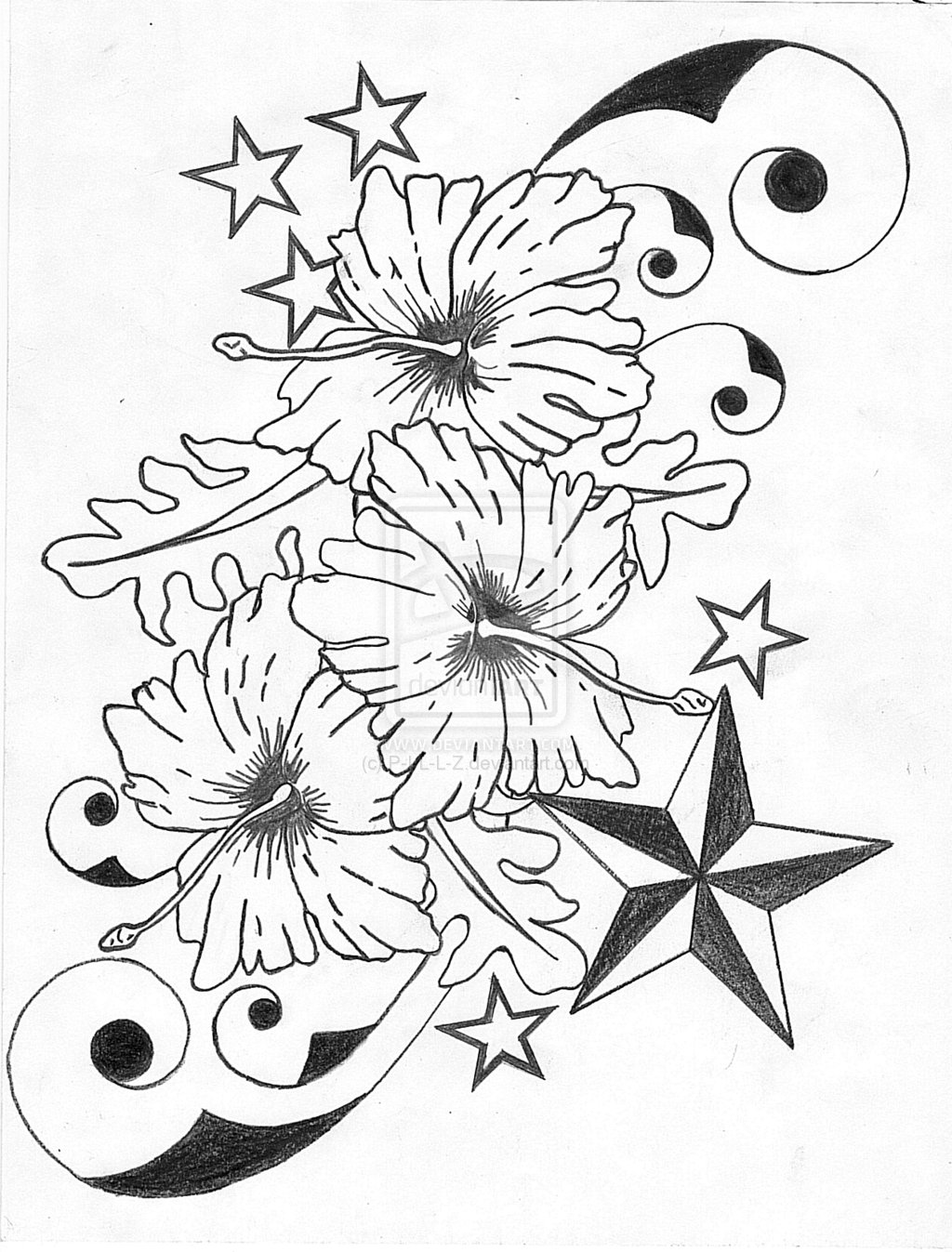 Nautical tattoos designs and ideas page 25 - Tattoos On Pinterest Star Tattoos Friendship Tattoos And 25 Best Ideas